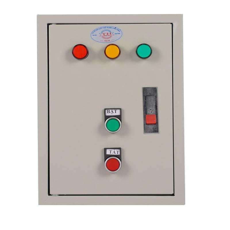 Tủ điện đôi (3.7 - 5.5kW)