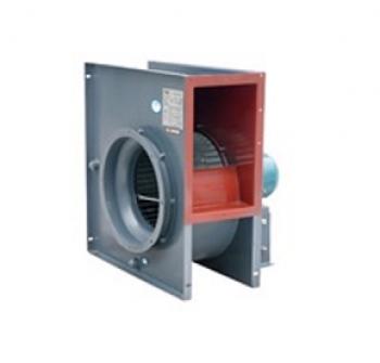 Quạt ly tâm hút khói động cơ Teco 3.5A (380V)